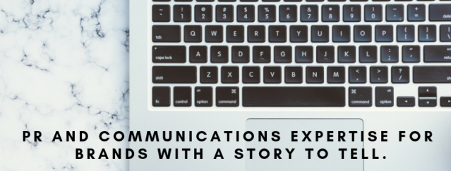 PR and communications expertise for brands with a story to tell.
